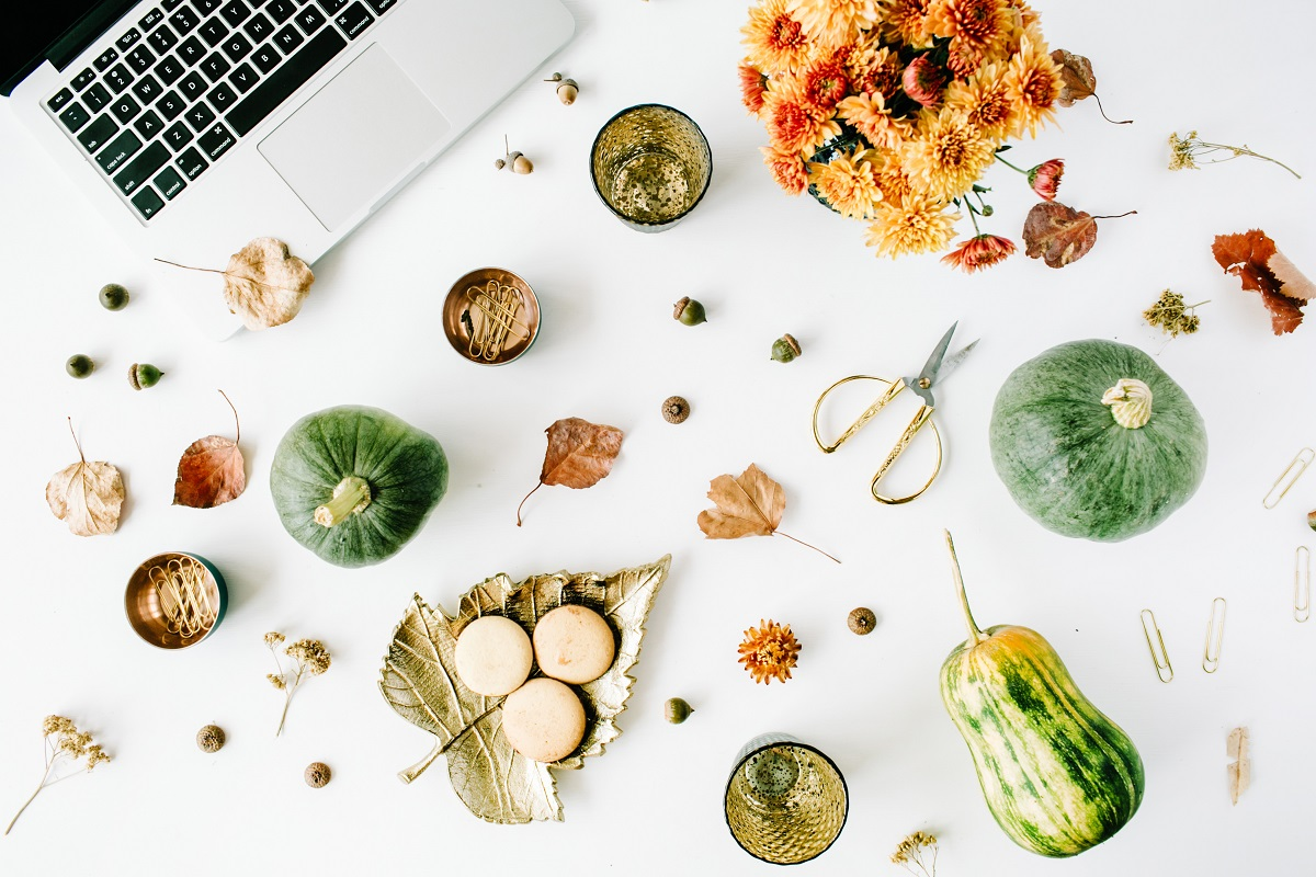 10 Sophisticated Indoor & Outdoor Harvest Craft Ideas