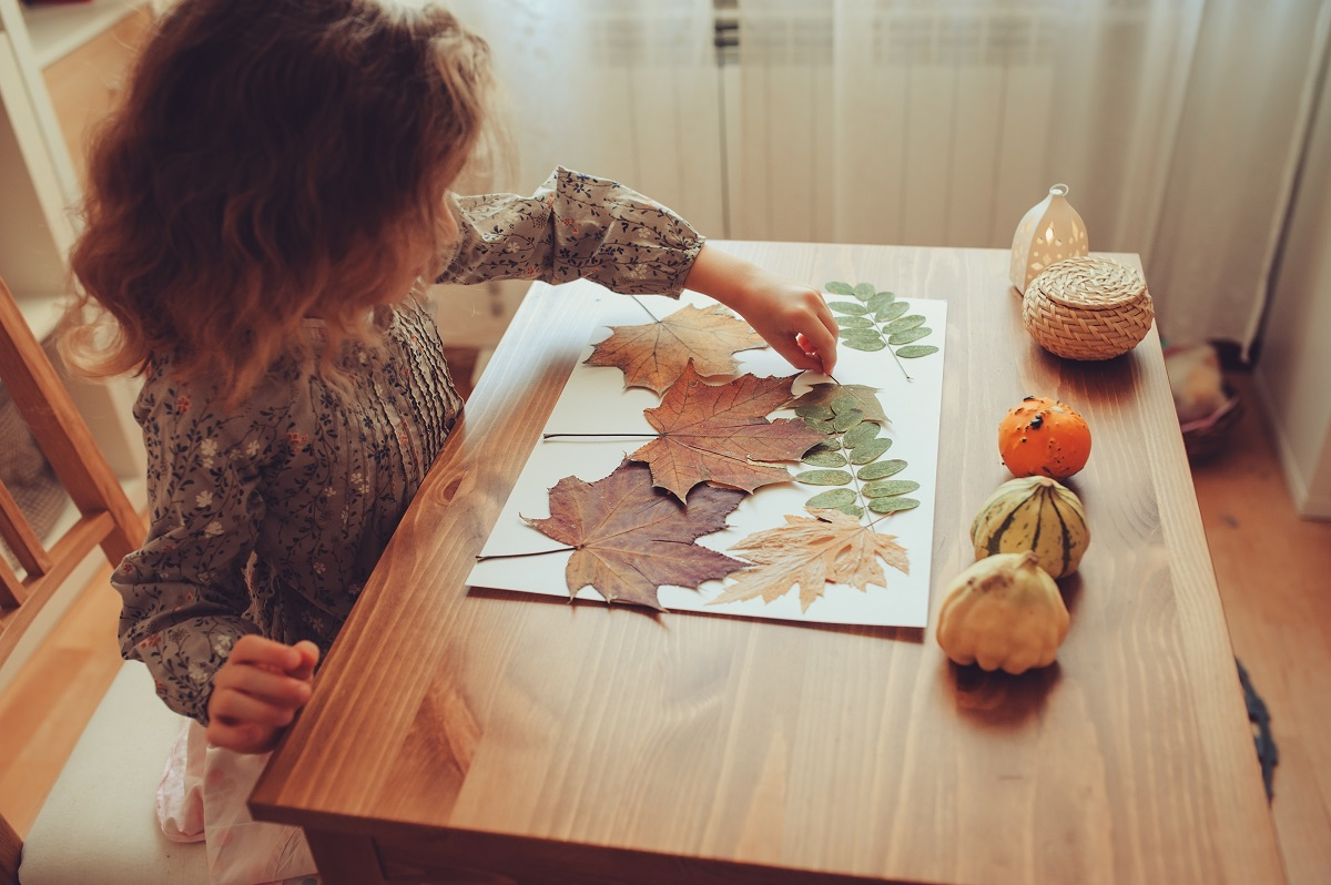 6 Surprisingly Simple Fall Leaf Crafts